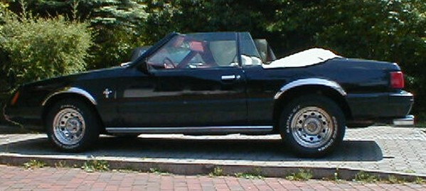 84er Mustang von Mr_Martini